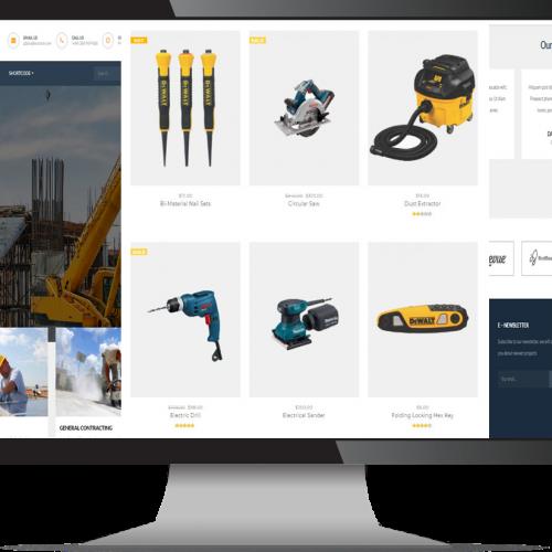 CMS Website Design & Development Portfolio For Pithree Press