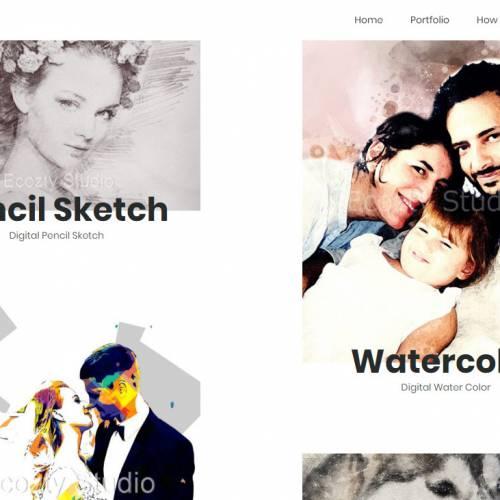 CMS Website Design & Development Portfolio For Ecozty