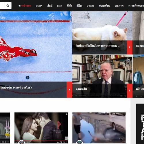 CMS Website Design & Development Portfolio For Anviral